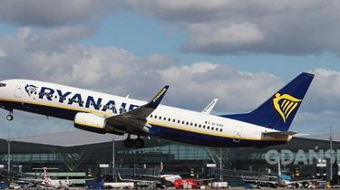 Ryanair: w drugiej połowie roku odrobimy straty z nawiązką - miniaturka