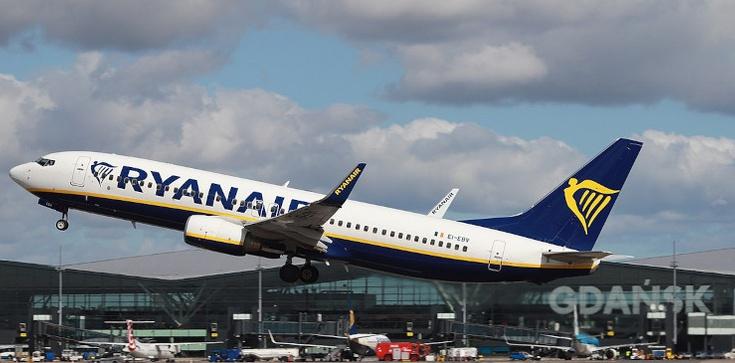 Ryanair: w drugiej połowie roku odrobimy straty z nawiązką - zdjęcie