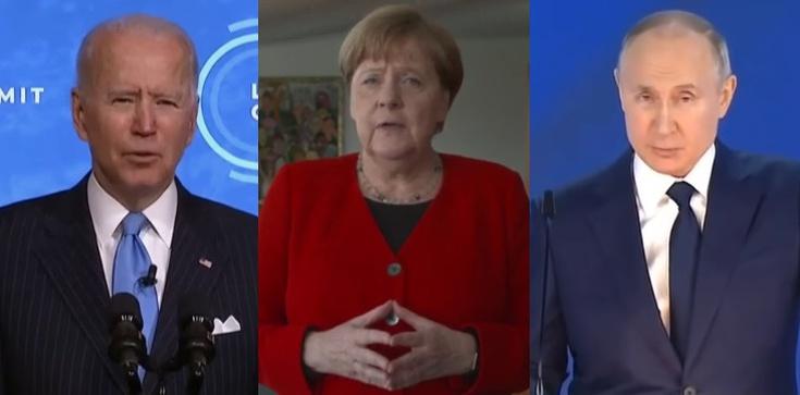 Die Welt: Niemcy pod presją USA i ...Kremla. Zamrozić czy przerwać Nord Stream 2? - zdjęcie