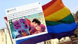 Homoideologia w natarciu. Nadchodzi biseksualny Superman  - miniaturka