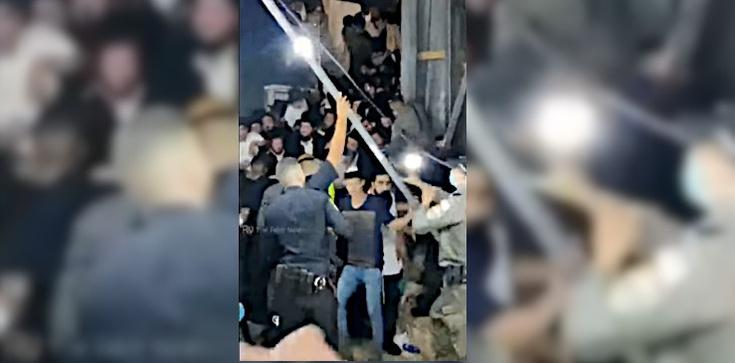 Dramat w Izraelu. Dziesiątki osób zginęły w czasie święta na górze Meron - zdjęcie