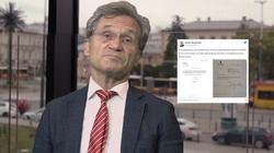 Rektor WUM przyznał, że był przy szczepieniu celebrytów!   - miniaturka