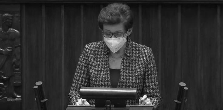 Zmarła Anna Wasilewska. Posłanka PO miała 63 lata - zdjęcie