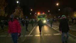 Protest w Warszawie. Są pierwsze zatrzymania   - miniaturka