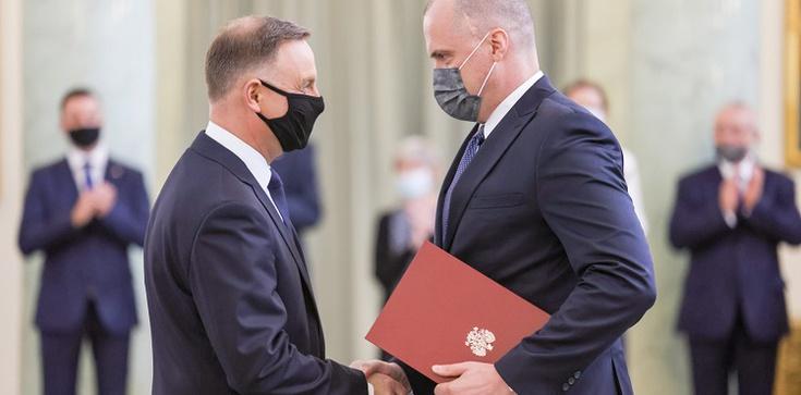 Prezydent Duda nominował nowych ministrów w KPRP - zdjęcie