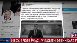 Śmiertelny wypadek dziennikarza TVP. Policja podaje przyczynę - miniaturka