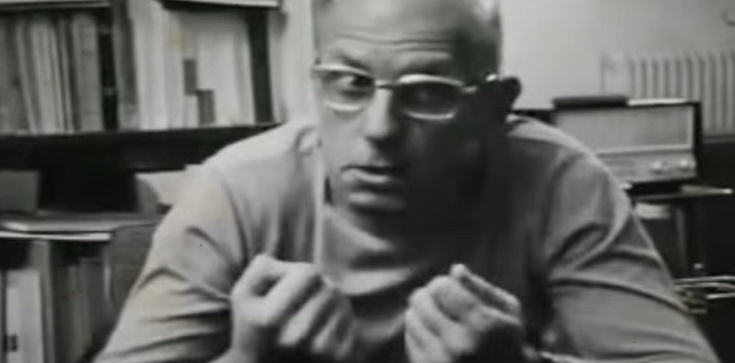 Lewicowy filozof Michel Foucault oskarżony o homoseksualną pedofilię  - zdjęcie