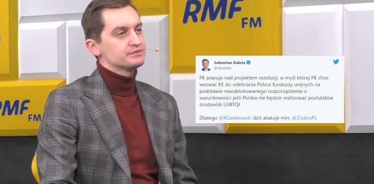 PE chce odebrać Polsce fundusze. Powodem kwestia LGBT - zdjęcie