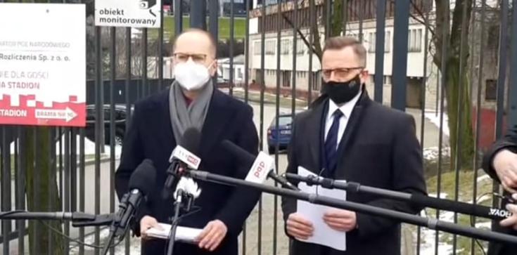 Posłowie Koalicji Obywatelskiej wyszli z niejawnego posiedzenia Sejmu... na znak protestu - zdjęcie