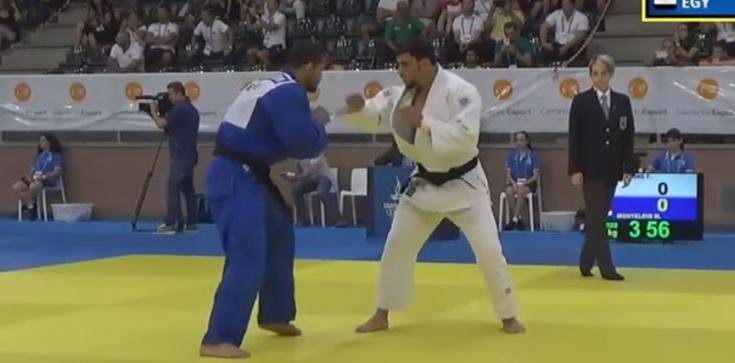 Konflikt izraelsko-palestyński w Tokio. Judoka nie chce walczyć z Izraelczykiem. ,,Nie będę brudził rąk'' - zdjęcie