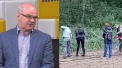 Gen. Skrzypczak: Na granicy doszło do sabotażu - miniaturka