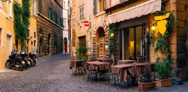Bunt restauratorów we Włoszech. ,,Umierają z głodu'' - zdjęcie