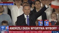 Pilne!!! Oficjalne wyniki. Andrzej Duda wygrywa zdobywając 51,03 proc. głosów - miniaturka