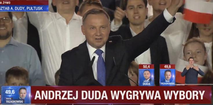 Pilne!!! Oficjalne wyniki. Andrzej Duda wygrywa zdobywając 51,03 proc. głosów - zdjęcie