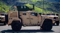 Litwa kupi od USA setki pojazdów opancerzonych - miniaturka