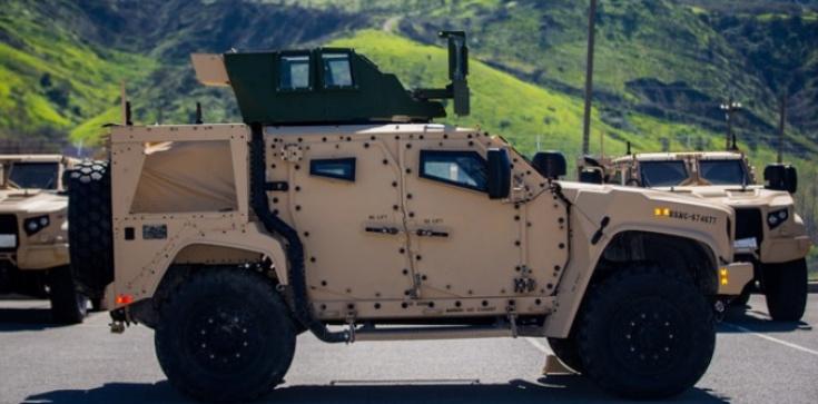 Litwa kupi od USA setki pojazdów opancerzonych - zdjęcie