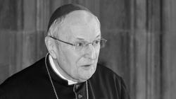 Zmarł kardynał Joachim Meisner, współautor dubiów - miniaturka