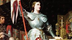 Modlitwa o męstwo i siłę w walce ze złem. Litania do św. Joanny d'Arc - miniaturka