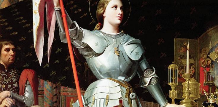 Modlitwa o męstwo i siłę w walce ze złem. Litania do św. Joanny d'Arc - zdjęcie