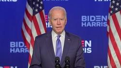 CNN, AP: Joe Biden zwycięzcą wyborów prezydenckich w USA - miniaturka