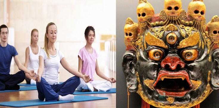 Poruszające świadectwo kobiety wyzwolonej z jogi - zdjęcie