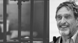 Twórca programu McAfee powiesił się w celi. W 2019 pisał: jeśli kiedyś popełnię samobójstwo, to nieprawda - miniaturka