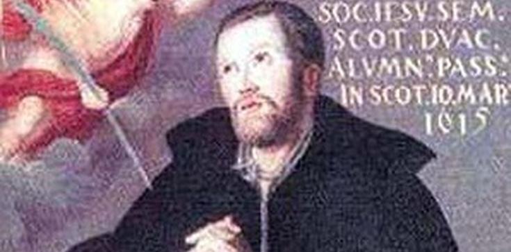 Święty Jan Ogilvie, prezbiter i męczennik - zdjęcie