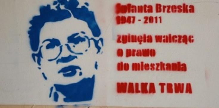 Warszawa. Radni KO odmawiają uhonorowania Jolanty Brzeskiej - zdjęcie