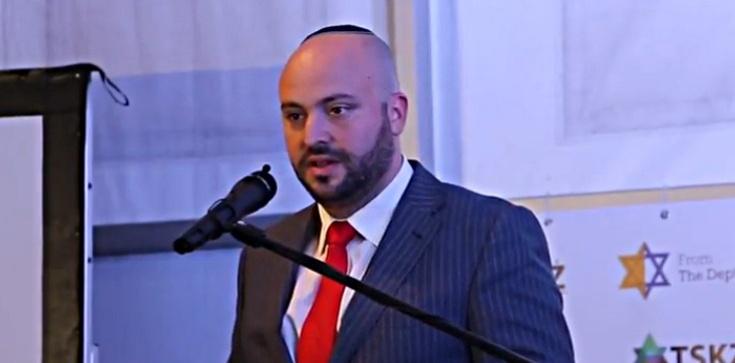 Jonny Daniels bierze w obronę marszałka Karczewskiego: Nazywanie go ''antysemitą'' jest absurdalne - zdjęcie
