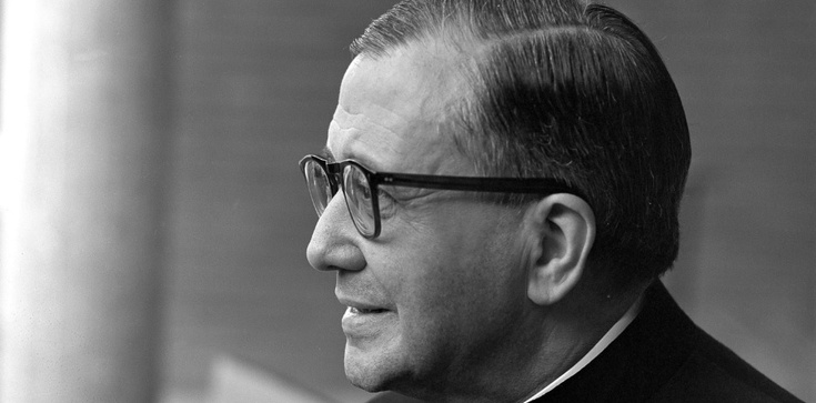 Św. Josemaria Escriva: Jaki jest cel Kościoła - zdjęcie