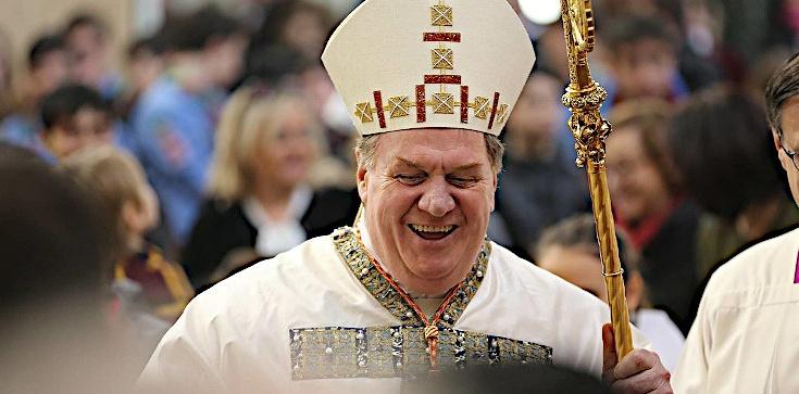 USA: Msza ,,dumy homoseksualnej'' odprawiona za zgodą kardynała - zdjęcie