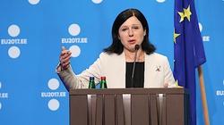 Jourova grozi w mediach: W nowym roku zajmiemy się Polską i Węgrami - miniaturka