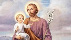 Starożytna modlitwa do św. Józefa - miniaturka