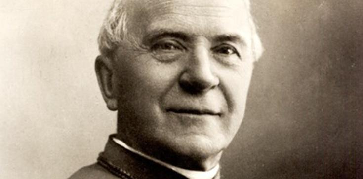 Wspaniały polski święty, biskup Józef Pelczar - zdjęcie