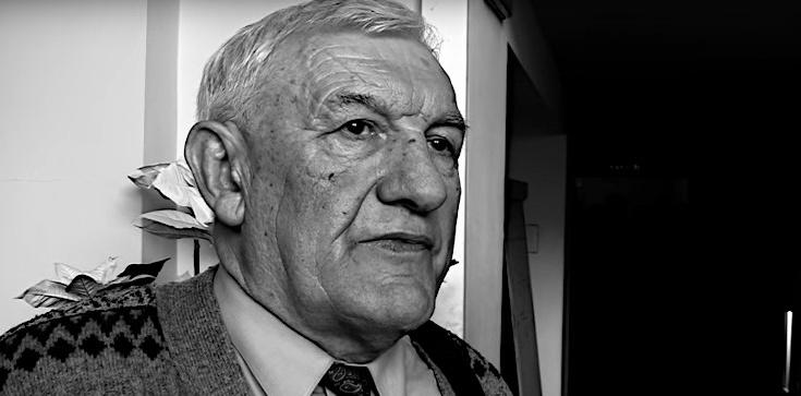 Nie żyje Józef Szyler. Cenckiewicz: Bohater Grudnia '70. Bezpiece wystawił go TW ,,Bolek'' - zdjęcie