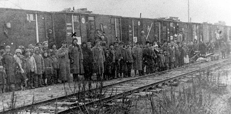 76 lat temu sowieccy zbrodniarze zesłali pierwszych Polaków na Sybir - zdjęcie
