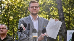 Minister Środowiska wypowiada wojnę śmiecącym w lasach  - miniaturka