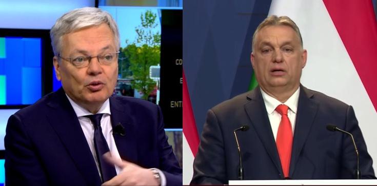 Unijny komisarz grozi Węgrom: Komisja się nie zawaha  - zdjęcie
