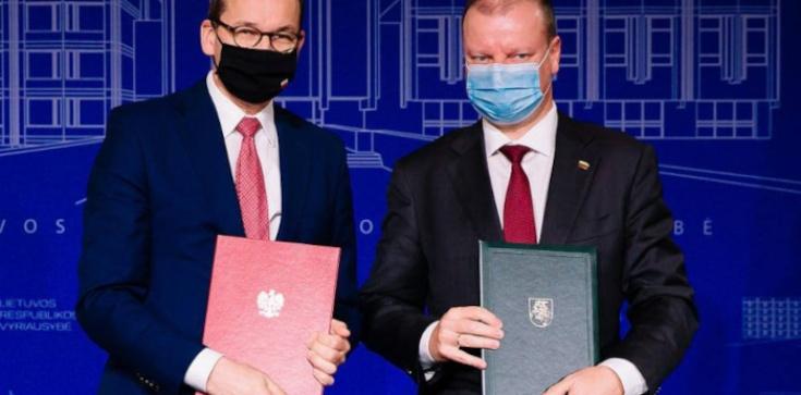 Premier Litwy: Nie będzie zgody na sankcje dla Polski! - zdjęcie