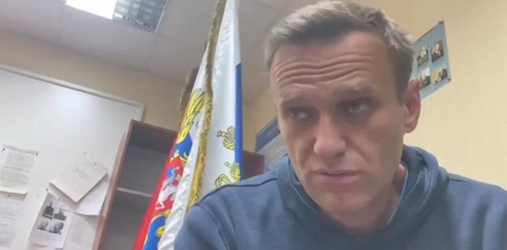 Nawalny apeluje do Rosjan: Wyjdźcie na ulicę! Putin się was boi!  - zdjęcie