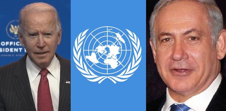 Izrael i Palestyna. USA opóźnia wydanie wspólnej rezolucji przez Radę Bezpieczeństwa ONZ - zdjęcie