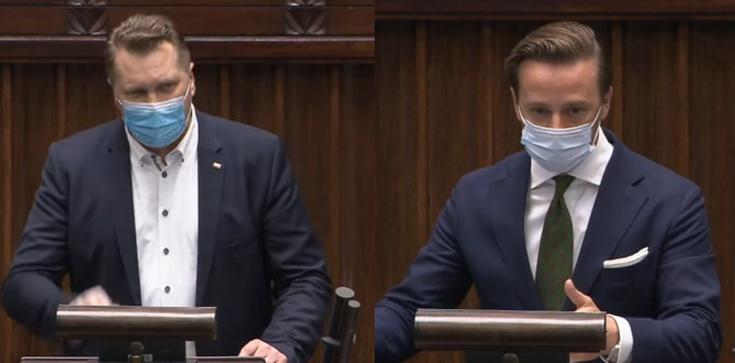 Bosak do prof. Czarnka: Proszę ignorować ataki PO i Lewicy  - zdjęcie