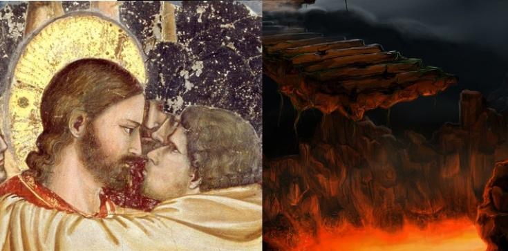 Watykański hierarcha: Twierdzenie, że Judasz jest w piekle, to herezja    - zdjęcie