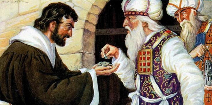 Jaki geszeft zrobił Judasz na Jezusie? - zdjęcie