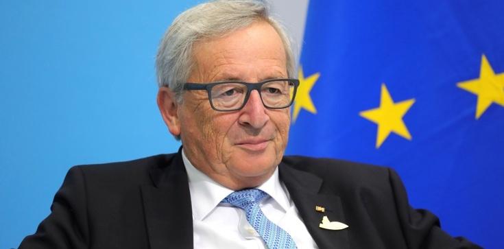 Juncker OBURZONY materiałem 'Wiadomości' o Tusku - zdjęcie