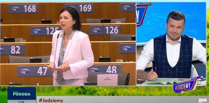Granice absurdu Jurovej oraz SB-eckie emerytury w PE pod płaszczykiem praworządności i wykluczenia osób LGBT - zdjęcie