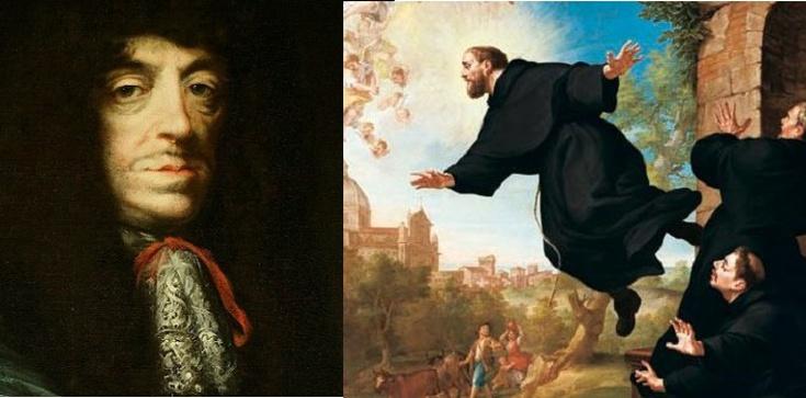 Św. Józef z Kupertynu miał swoje duchowe związki z Polską poprzez króla Jana Kazimierza - zdjęcie