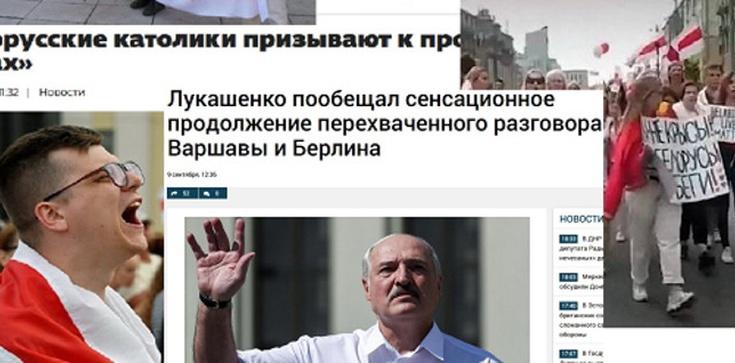 Łukaszenka nasila propagandę przeciw Polsce  - zdjęcie