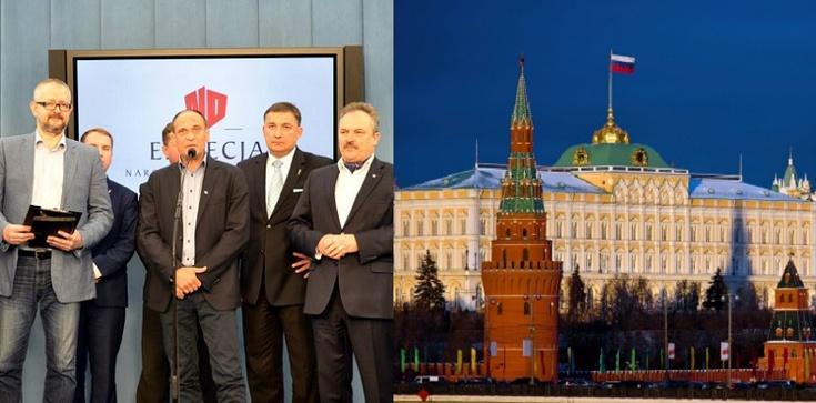 W ruchu narodowym i endecji zawsze była tęsknota za Rosją - zdjęcie