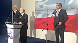 Kaczyński: Jesteśmy razem i będziemy razem iść drogą do sukcesu - miniaturka